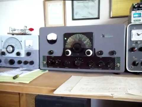 K7PP,  Johnson Valiant,  How it works, Part 1 Ham Radio