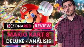 MARIO KART 8 DELUXE - ANÁLISIS / REVIEW - NINTENDO SWITCH