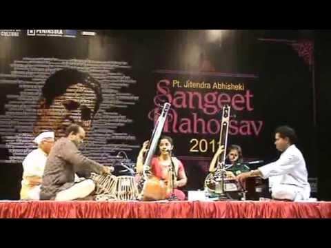 Mahalakshmi Shenoy - Johar Mai Baap Live at Pt. Jithendra Abhishekhi...