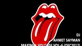 DJ AHMET SAYMAN - MAXIMAL VOLTAGE VOL-6
