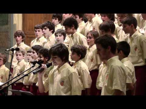 L´AMITIÉ - - - Petits Chanteurs d´Aix en Provence