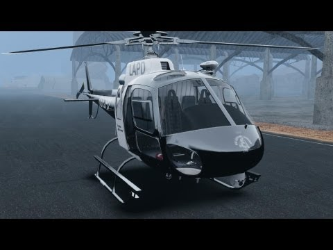 Eurocopter AS350 Ecureuil (Squirrel)