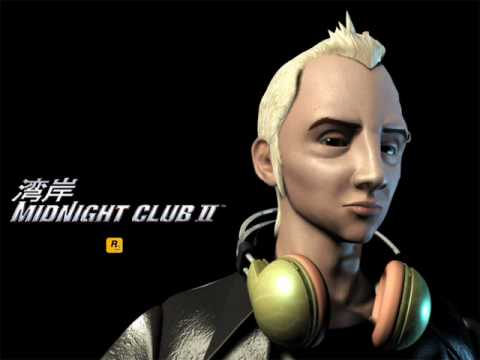Midnight Club 2 Soundtrack (2003) Game OST