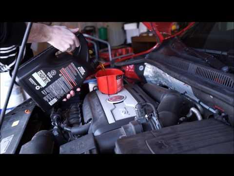 DIY Oil Change: VW GLI