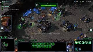 StarCraft 2 - Wings of Liberty Campaign - Leftover Missions (Day 1) (Stream 09/05/18)