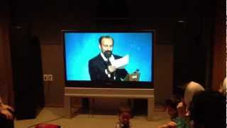 Academy Awards- Asghar Farhadi winning the Oscar - Calgary