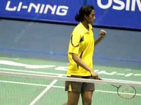 PV Sindhu: First Indian woman singles player to ensure a medal at World Champs