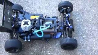 1/10 Exceed RC Nitro Buggy Engine Upgrade