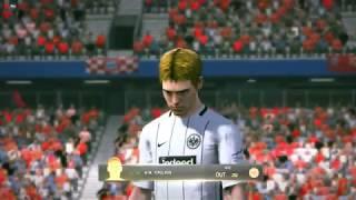 피파온라인3 리그경기 유럽스페셜 vs 프랑크푸르트 (FIFA Online 3 League Matches Europe Special vs Frankfurt)