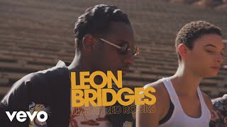 Leon Bridges If It Feels Good Then It Must Be Live At Red Rocks 2018