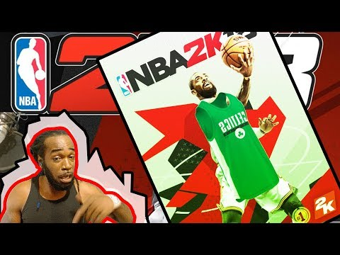 NBA 2K18 COVER ATHLETE KYRIE IRVING TRADED TO BOSTON CELTIC FOR ISAIAH THOMAS AND MORE