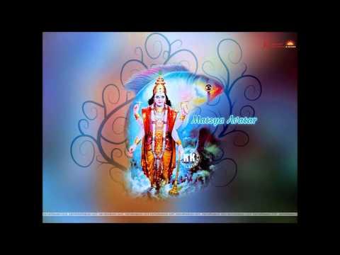 Shantakaram Bhujagashayanam  Prayer to Lord Vishnu