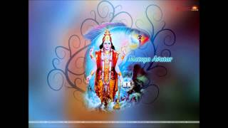 Shantakaram Bhujagashayanam  Prayer to Lord Vishnu