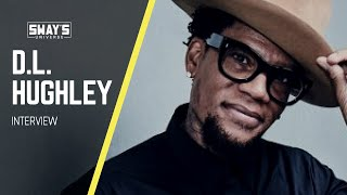D.L. Hughley on New Book 'How To Not Get Shot