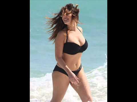 Esta es Kelly Brook, la mujer con el cuerpo perfecto.