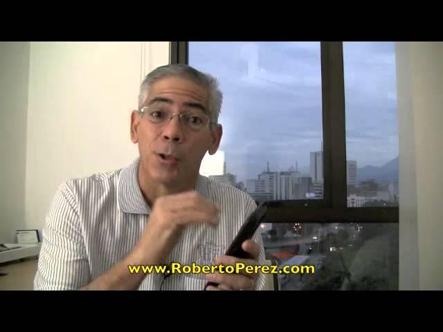 """El Peligro del """"MAL USO de la Comunicación en Multinivel por Roberto Pérez"""