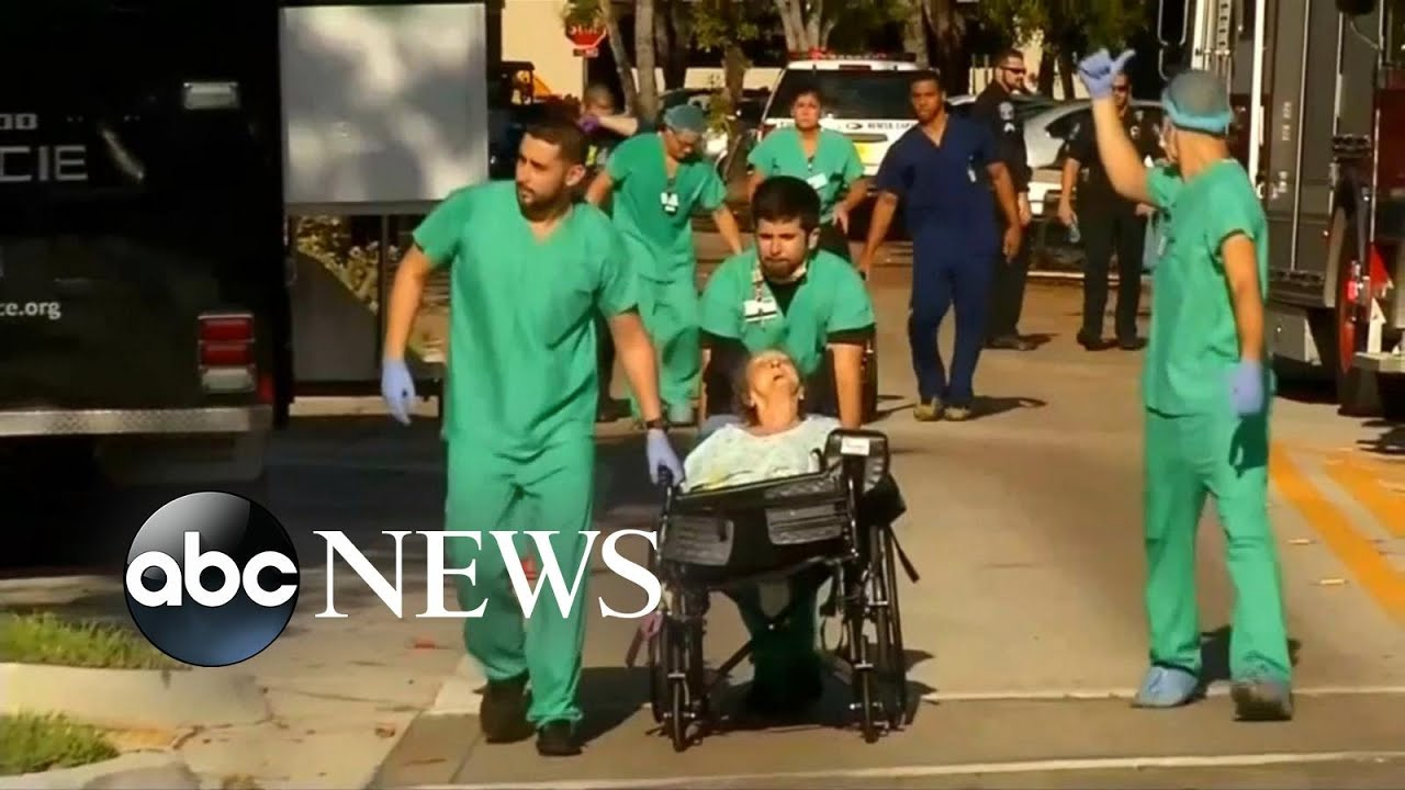 8 dead at Florida nursing home after Irma