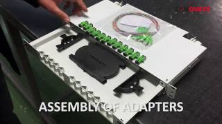 Assembly of adapters