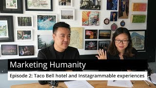 The Taco Bell hotel and Instagrammable experiences
