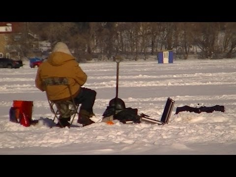 Best Ice Fishing Lakes in Minnesota,