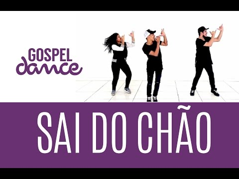 Gospel Dance - Sai do Chão - Felipe Brito thumbnail