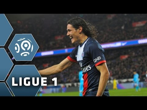 PSG - OM (2-0) - 02/03/14 - (Paris Saint-Germain - Olympique de Marseille) - Highlights