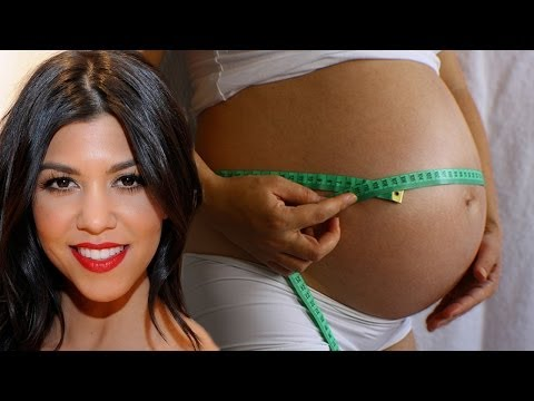 Kourtney Kardashian Pregnant With Her 3rd Child