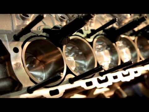 New Lamborghini V12 Engine Assembly