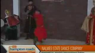 Nalmes in USA on Virginia TV