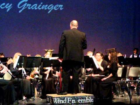 Childrens March - Moses Lake High School Wind Ensemble (Percy  Grainger)
