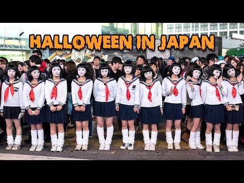 Halloween in Japan - Tokyo Costume Street Party 渋谷 ハロウィン