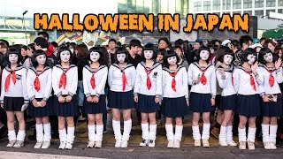 Tokyo had more fun on Halloween than the rest of us - Tokyo Costume Street Party 渋谷 ハロウィン