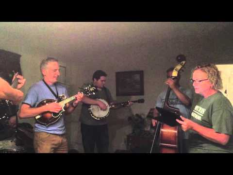 Brand New Key Bluegrass Style