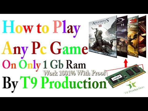 Play Any Pc Game Without Graphics Card With Proof - T9 Production
