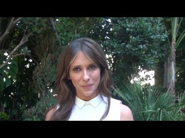 Jennifer Love Hewitt: shedding inhibitions for The Client List