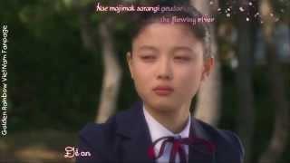 Vietsub++ kara Lời thề nguyện   Ali Cầu Vồng Hoàng Kim  Do Young and Baek Won