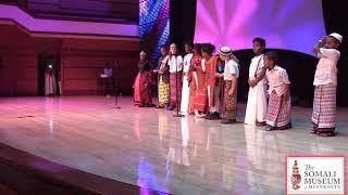 Somali Museum 2018 Fashion Show & Somali Toosoo