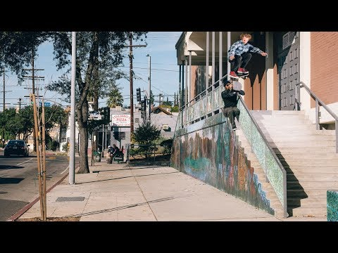 "Rough Cut: Lizard King's ""Deathwish Part Two"" Part"