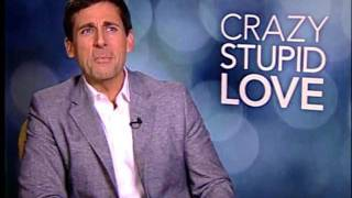 CRAZY STUPID LOVE Interviews with Steve Carell, Ryan Gosling, Emma Stone and Julianne Moore
