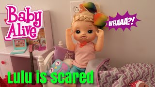 BABY ALIVE Lulus New Room Lulu baby alive videos