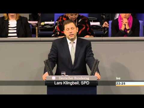 Rede von Lars Klingbeil zum Bundeswehreinsatz in Darfur (UNAMID) am 13. November 2014