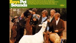 Watch Beach Boys I Just Wasnt Made For These Times video