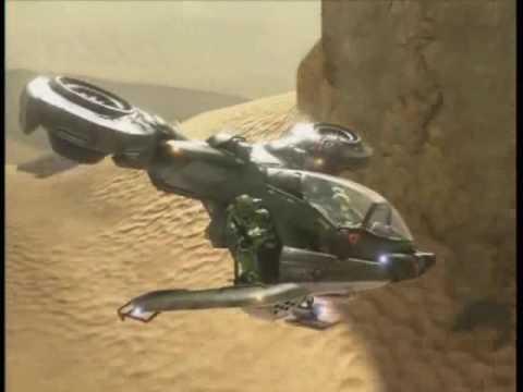 Black Hawk Down Halo3 machinima part 1.