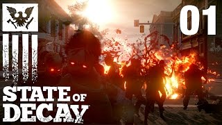 State Of Decay #001 - Urlaubsparadies [FullHD] [deutsch]