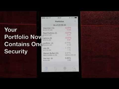 Introducing World Stocks Tracker