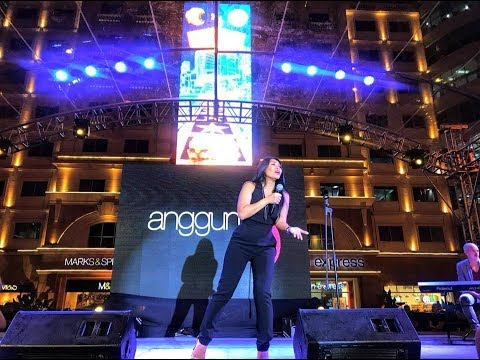 Anggun live in Manila - What We Remember (Live at Eastwood Mall)