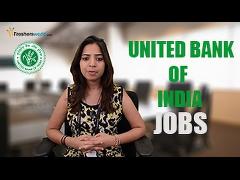 United Bank of India Recruitment Notification 2016 - IBPS, PO, Clerk, Exam dates & results.