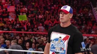 Randy Orton Returns & Attacks Aj Styles 2016
