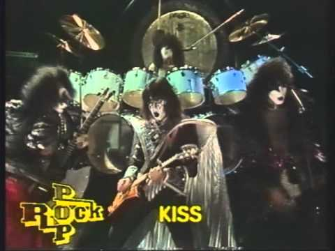 Kiss - Shes So European