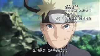 Naruto Shippuden Ending 30 [HQ] - SHUN - Never Change feat.Lyu:Lyu